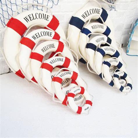 Sho Lifebuoy lifebuoy design welcome plaque signs nautical decor wedding hanging decor ebay