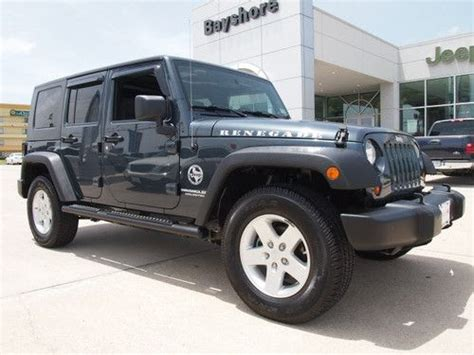 Jeep Wrangler Unlimited Step Rails Purchase Used 2008 Jeep Wrangler Unlimited 4x4 Top