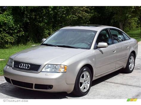 Audi A6 2000 by 2000 Melange Metallic Audi A6 2 7t Quattro Sedan 16027385