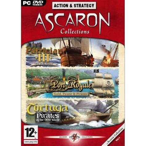 ascaron collections vol 1 pc