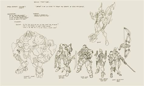 coloring book leaked early blizzardが開発中止したmmorpg project titan のコンセプトアート kultur
