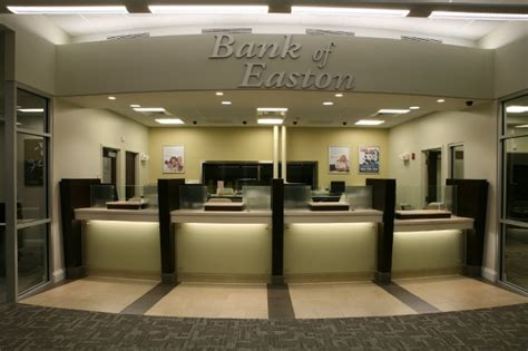 Interior Bank Design by The Bank Of Easton Interior Photos
