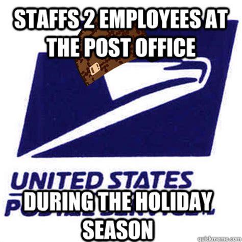 Post Meme - funny post office memes