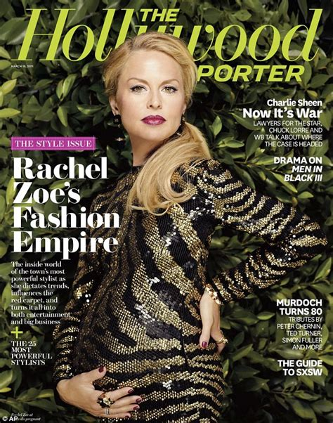 hollywood reporter names 25 most powerful stylists list rachel zoe tops list of hollywood s most powerful stylists