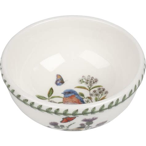 portmeirion botanic garden birds portmeirion botanic garden birds fruit salad bowl 14cm