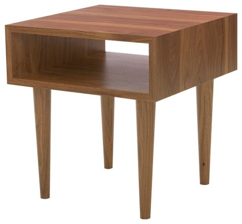walnut accent table classic side table walnut midcentury side tables and