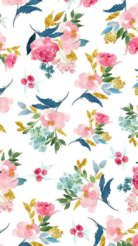floral wallpaper iphone ideas  pinterest