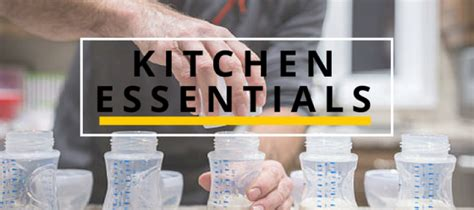 ten kitchen essentials to take along on a holiday recipesupermart kitchen essentials for a new baby must have products