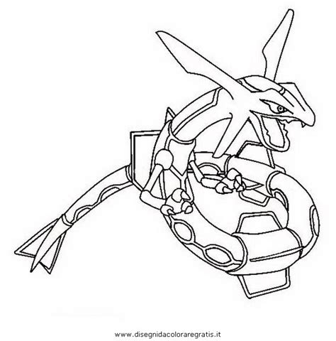 legendary pokemon coloring pages rayquaza free coloring pages of mega rayquaza