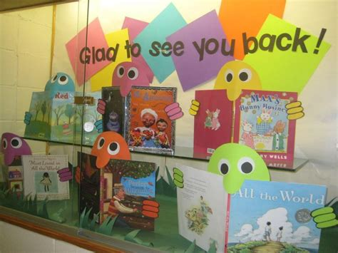 25 best ideas about library bulletin boards on pinterest