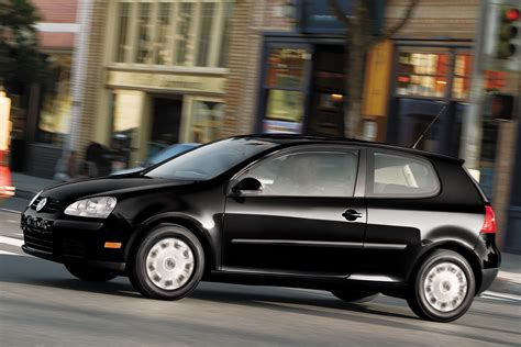 rabbit volkswagen 2006 car and driver ranks vw rabbit first in comparison