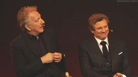 8 Wonderful Colin Firth by 17 Best Images About Alan Rickman 2012 On