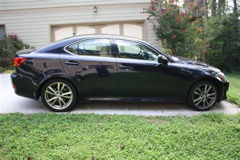 black lexus 2008 2008 lexus is 250 4d sedan diminished value car appraisal