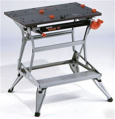 black and decker work bench black decker work bench workmate 425