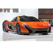 McLaren P1 Supercar  New Cars Reviews