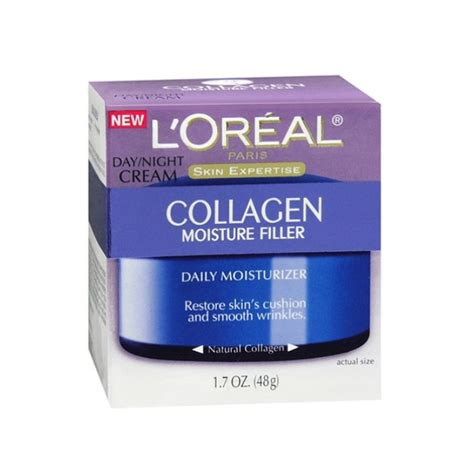Collagen Loreal rank style l oreal collagen moisture filler day
