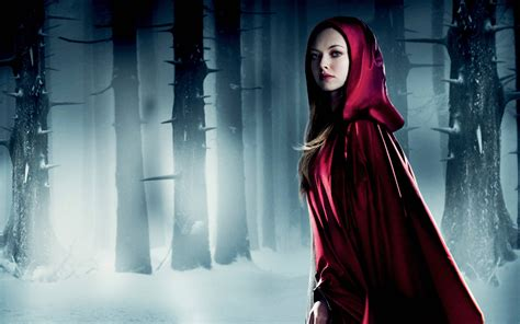 amanda seyfried red riding hood red riding hood wallpapers wallpaper cave