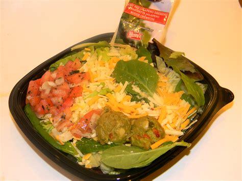 Yum fast food salads cseaskitchen
