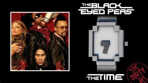 Popbytes Black by Listen Black Eyed Peas The Time The Bit Popbytes