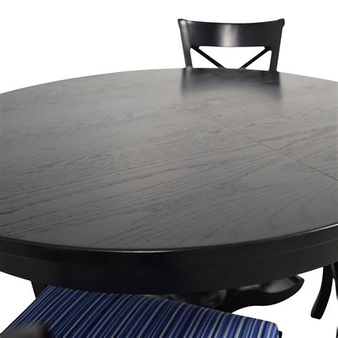 crate and barrel dining table and chairs 60 crate barrel crate barrel table and chairs