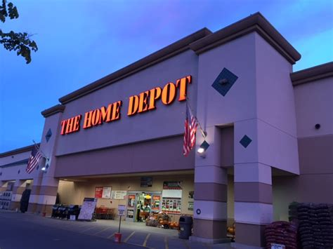 the home depot watsonville ca company profile