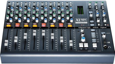 Ssl X Desk Review by Ssl X Desk Superanalogue Mixer Vintage King Audio