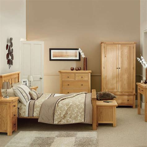 oak furniture bedroom set oak bedroom furniture the best quality of wood for bed