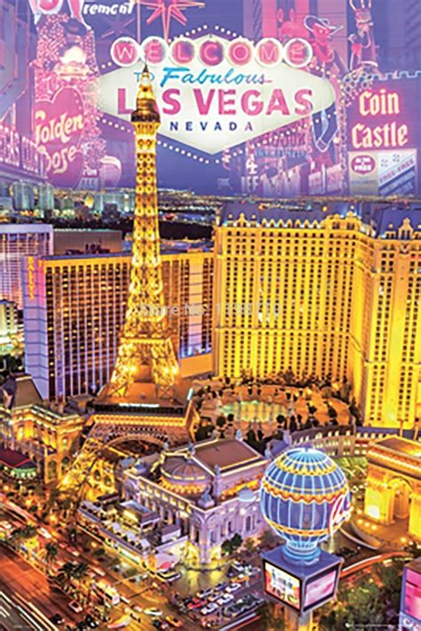 Plakat Las by Popular Las Vegas Posters Buy Cheap Las Vegas Posters Lots
