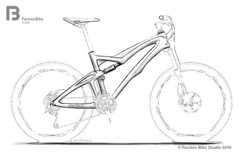 Studio C Sketches List by Mountain Bike Sketch Images Pictures Becuo Mtb