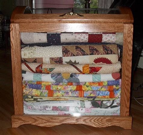 Chest Quilt by News