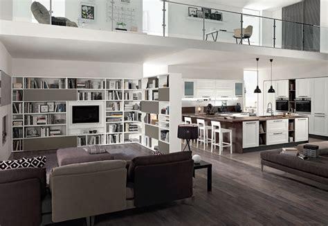cucina salotto open space cucine open space moderne ambiente cucina soggiorno