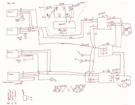 multi zone valve wiring diagram 28 images 4 wire zone