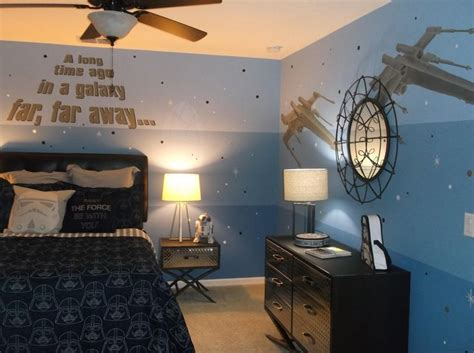 star wars bedroom ideas 45 best star wars room ideas for 2018