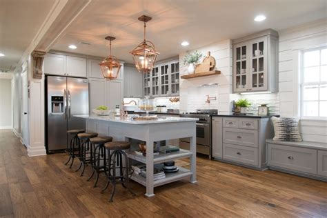 the best fixer upper kitchens