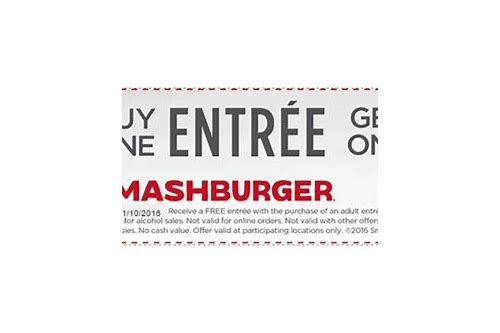 smashburger coupon sep 2018