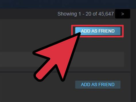 How To Search For In Steam How To Add Friends On Steam 7 Steps With Pictures Wikihow