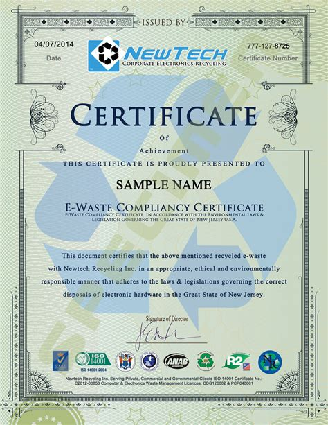 newtech corporate electronics recycling e waste