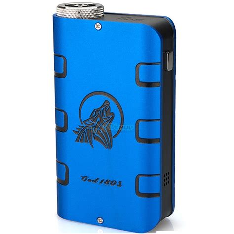 Authentic Smy God 180w Variable Voltage Wattage Box Mod Authentic Smy God 180w Variable Voltage Wattage Box Mod Blue Jakartanotebook