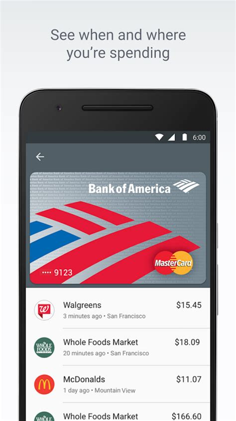 android pay cards android pay android apps on play