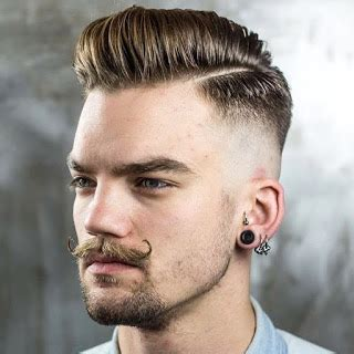 cool beard fade styles  men hairstylo