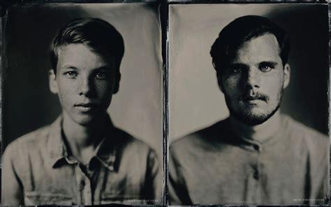 Jonas Silver jonas en max silver portrait store