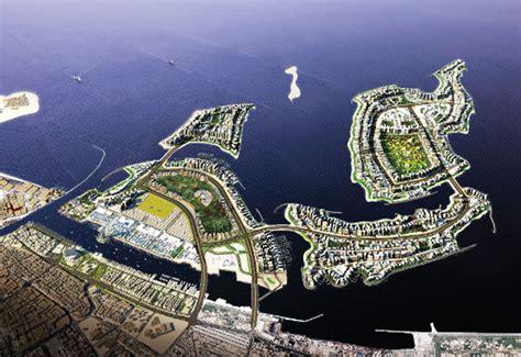 Online Architect Design nakheel reveals plans for deira islands mall