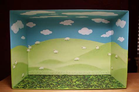 acrylic ocean   box
