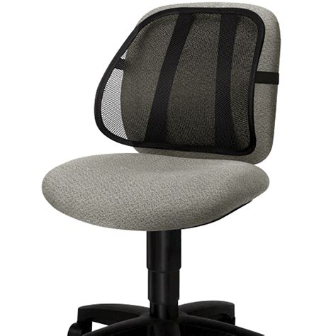Mesh Back Support fellowes 174 office suites mesh back support