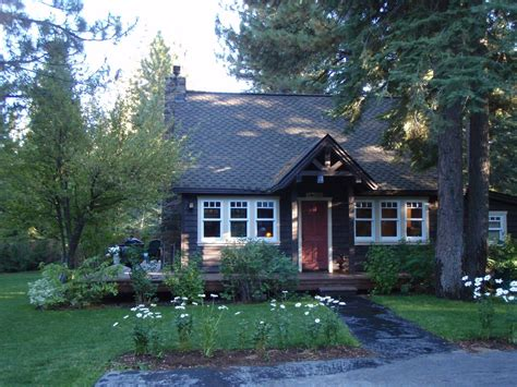 Cabin Rental Tahoe by Charming Lake Tahoe West Shore Cabin Vrbo