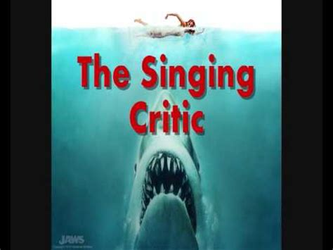jaws theme music youtube jaws theme song the singing critic youtube