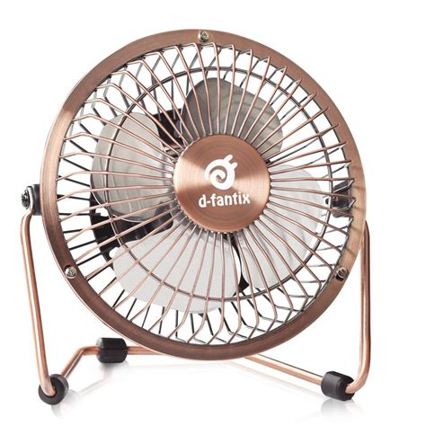 52 d fantix mini usb desk fan 4 inch antique
