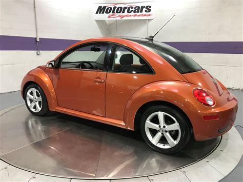 Volkswagen Beetle 2010 For Sale by 2010 Volkswagen New Beetle S Rock Edition Stock