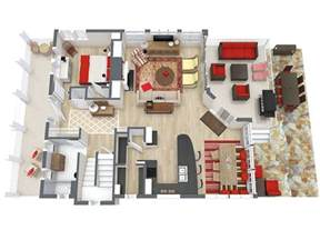 home design plans ground floor 3d home design software roomsketcher