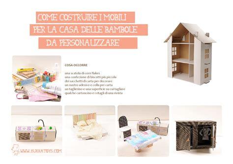 come costruire una casa di cartone come costruire mobili in cartone per casa delle bambole